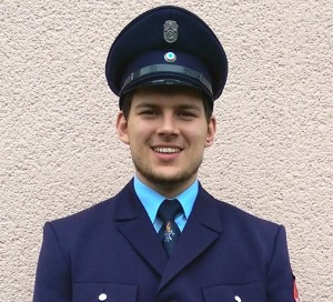 1. Jugendwart Daniel Roth