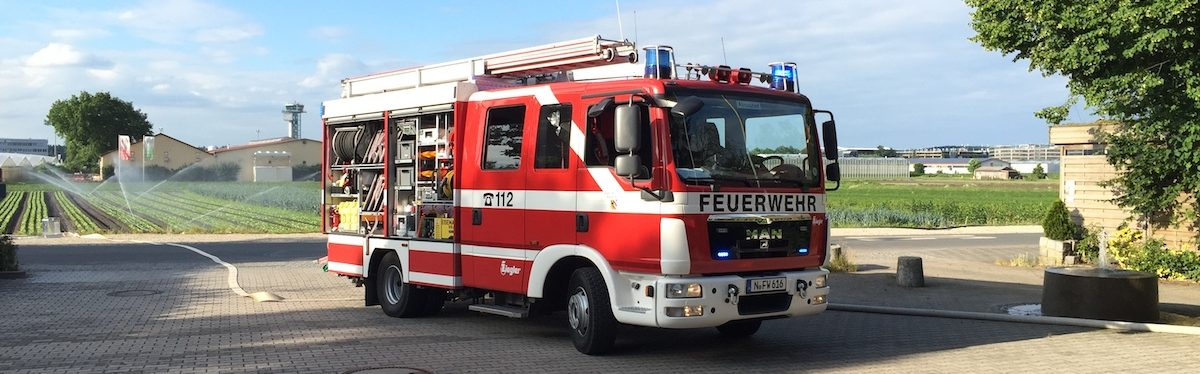 Freiwillige Feuerwehr Nürnberg – Löschzug Almoshof